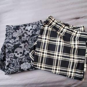 Set of torrid leggings